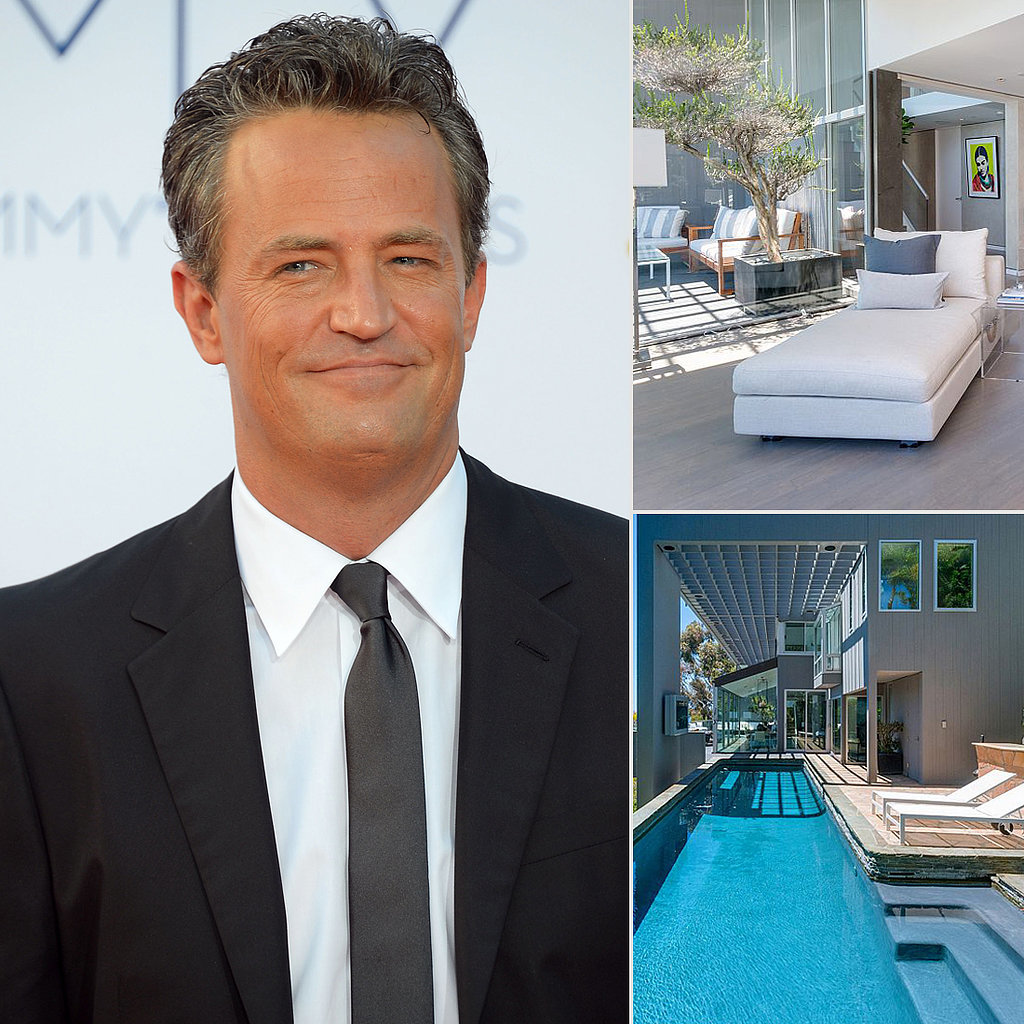 Matthew-Perry-Malibu-Home