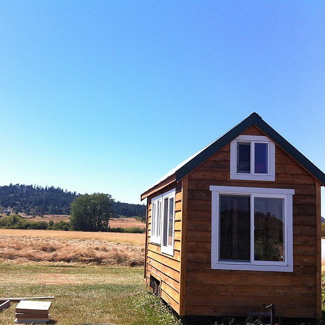 How-cute-tiny-home-San-Juan-Islands