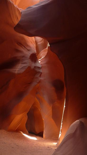 Lower Antelope Canyon, Ariz. arizona