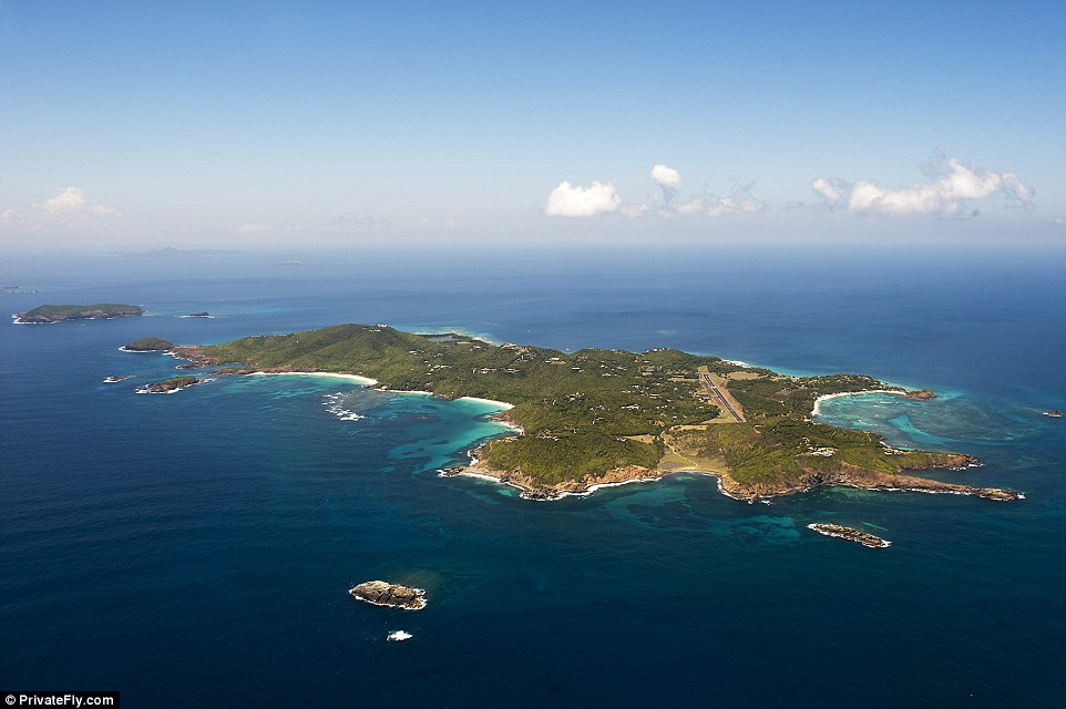 Mustique in Saint Vincent and the Grenadines