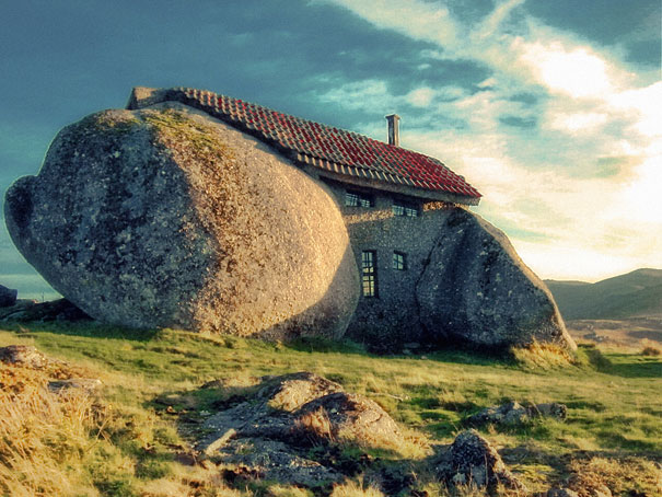 Stone House,Portugal