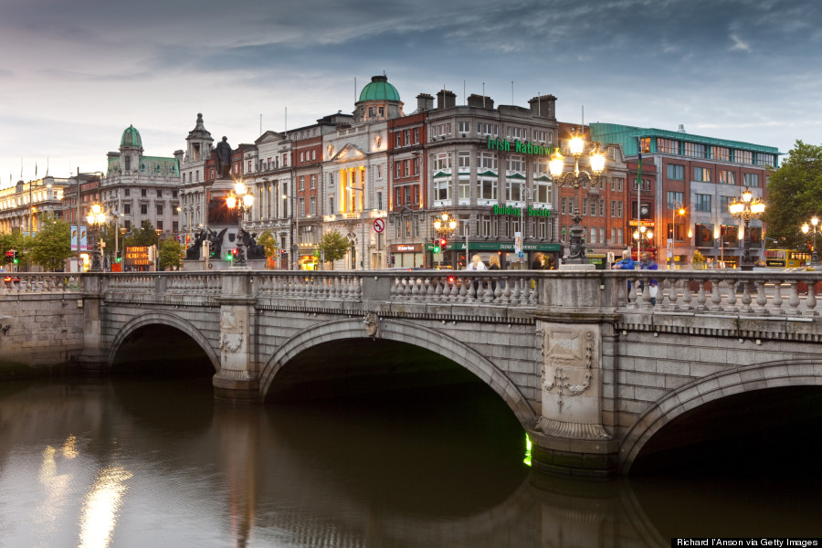 a place with cobblestone streets and pubs flowing with beer, you're on the right track. But there's more to Dublin beyond booze -- like a history spanning more than 1,000 years.