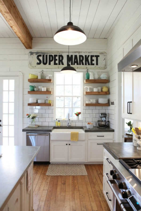 Farmhouse Rustic Signs