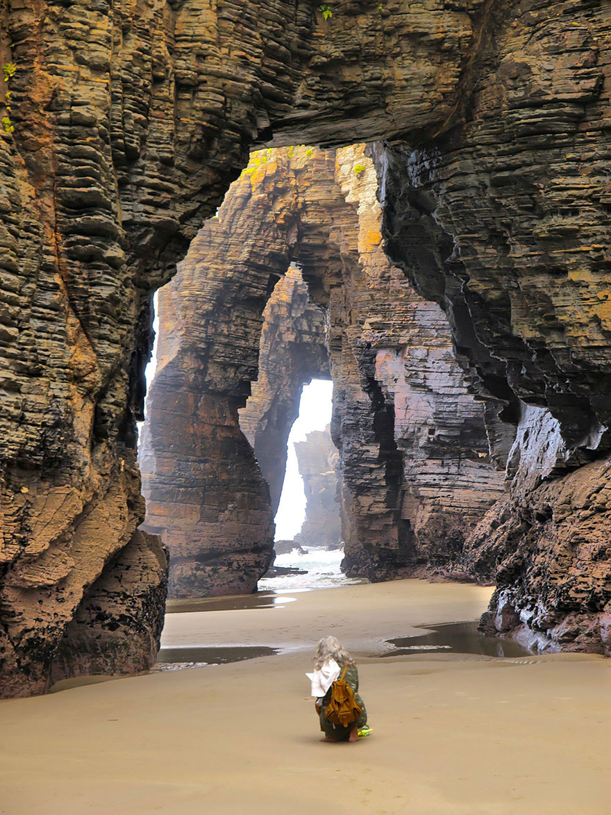 The Beach of the Cathedrals, Ribadeo, Spain