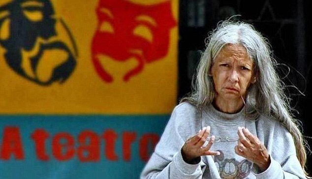 "Pic shows: Former Venezuelan beauty queen Damarys Ruiz spent the last 15 years of her life homeless. A former Venezuelan beauty queen died on the streets after spending the last 15 years of her life homeless. Damarys Ruiz, 42, shot to stardom in 1973 at the age of 26 after entering the Miss Venezuela contest where she represented her home state of Sucre in the north of the country. Despite being quite short, the 5.2ft brunette who had a law degree impressed the judges with her intelligence, looks and hourglass figure. But despite her fame and popularity the model never made it to the big time and deciding not to pursue a career in law she turned to selling homemade craftwork and junk jewellery in the central and Beauty Arts park in the capital Caracas. Having never really had a proper boyfriend she lived with her brother who reportedly beat and tortured her. In a rare interview in 2005, Ruiz told local media: ""He used to starve me. ""He often threatened me and often hit me. ""I repeatedly called the police but they never did anything."" Unable to stand the abuse, Ruiz fled in 2000 and started living on the streets. Her body was found in the city's main park. Rosalba Gomes who knew her for the last two years of her life said: ""I saw her two or three times in the week and I talked to her for long hours. ""Her life ended up with great depression, without receiving support from her family or friends. ""She couldn't see any way to escape the trap she was in. ""She was a beautiful woman. ""My cute little old lady. I am going to miss you when I go to central park and I cannot see you anymore, this lady was wonderful, educated and a great conversationalist. She was a lawyer and studied several years in the university. I loved to listen to her and her stories, anecdotes, we talked about everything. ""She was my park friend."" A hospital spokesman said her body was still waiting to be formally identified by a member of her family but that no one had turned up despite the publicity. (ends)"