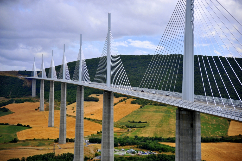 6Millau Bridge
