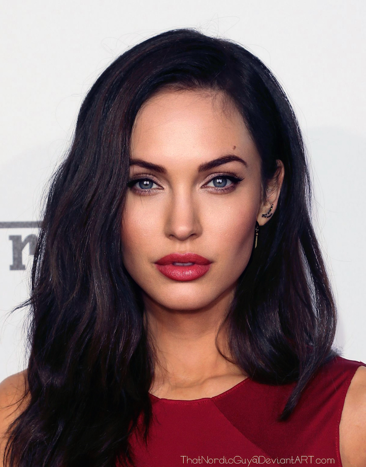 Megan Fox_Angelina Jolie
