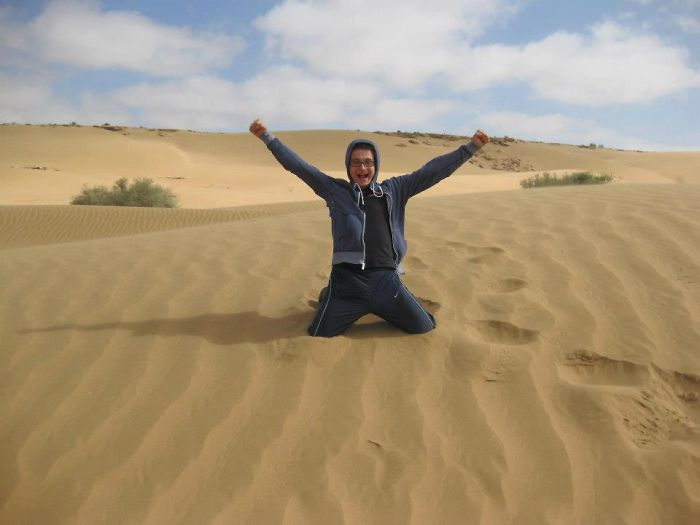 tim4_Sahara the largest desert in the world
