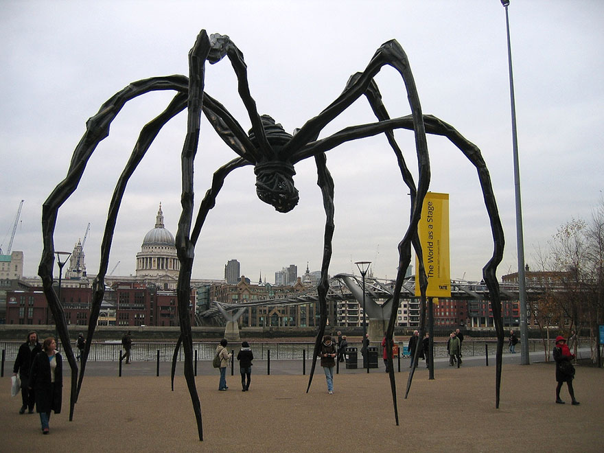 Spider, Tate Modern, London, UK