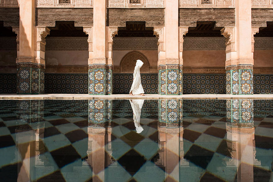 #2 First Place Winner, Cities: Ben Youssef, Marrakesh, Morocco