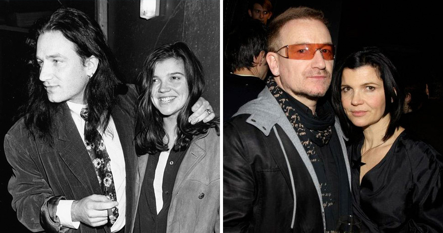 Bono And Alison Hewson – 34
