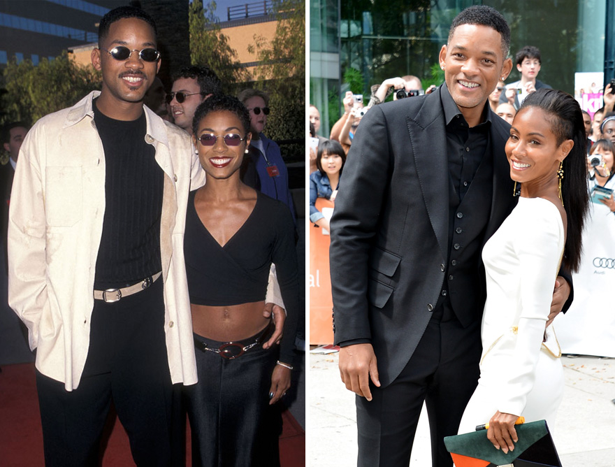 Jada Pinkett Smith And Will Smith – 24