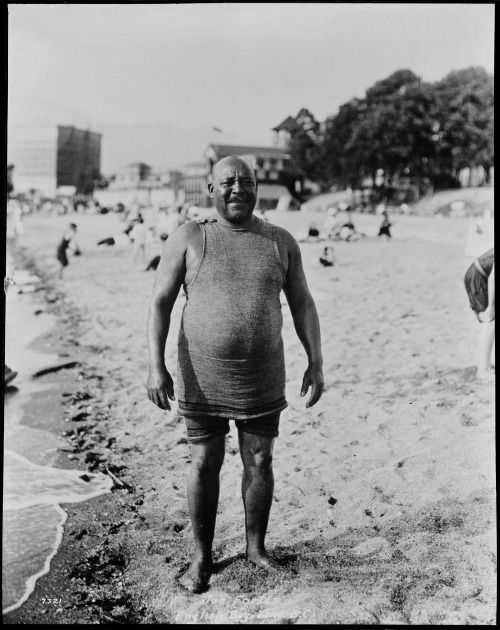 Joe Fortes, Vancouver's first lifeguard