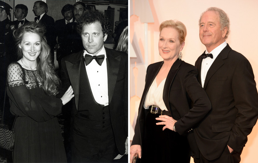 Meryl Streep And Don Gummer – 37 Years Together