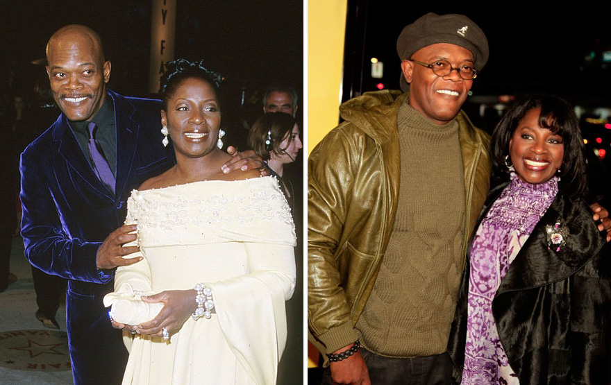 Samuel L. Jackson And Latanya Richardson – 36