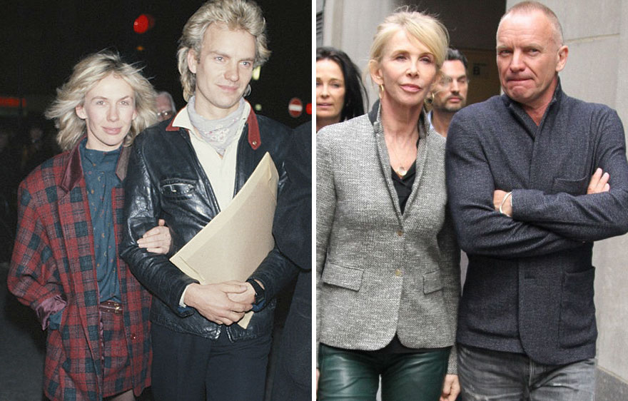 Sting And Trudie Styler – 34
