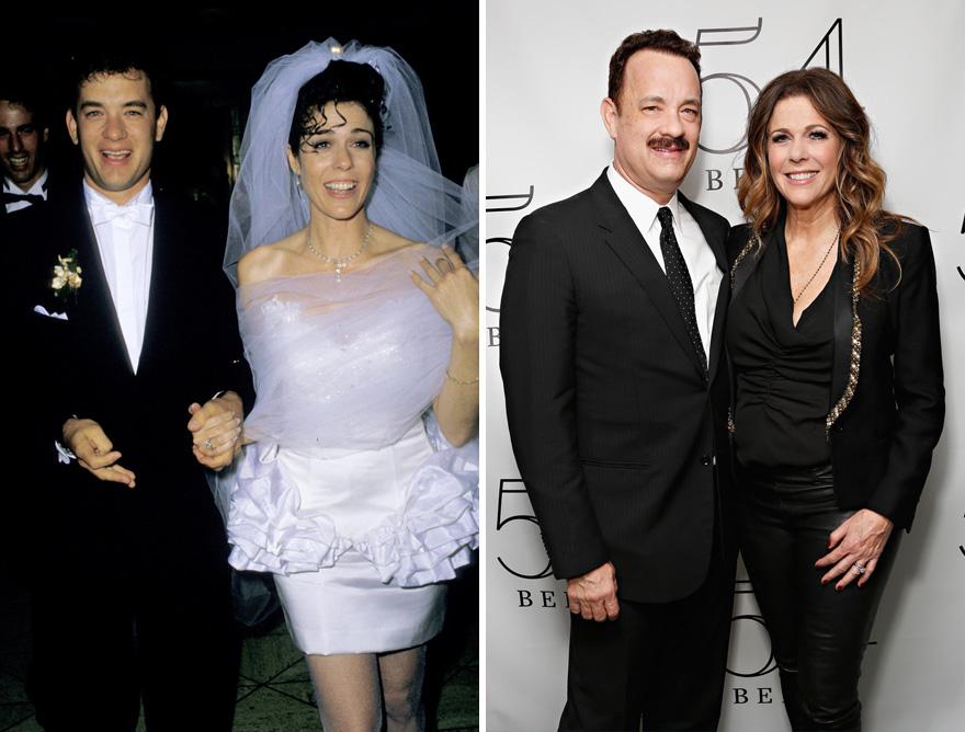 Tom Hanks And Rita Wilson- 28
