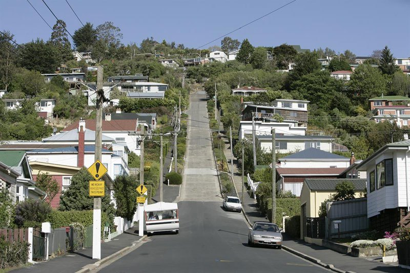 steepest-residential-street-in-the-world-baldwin-street-dunedin-new-zealand-guiness-world-record-6