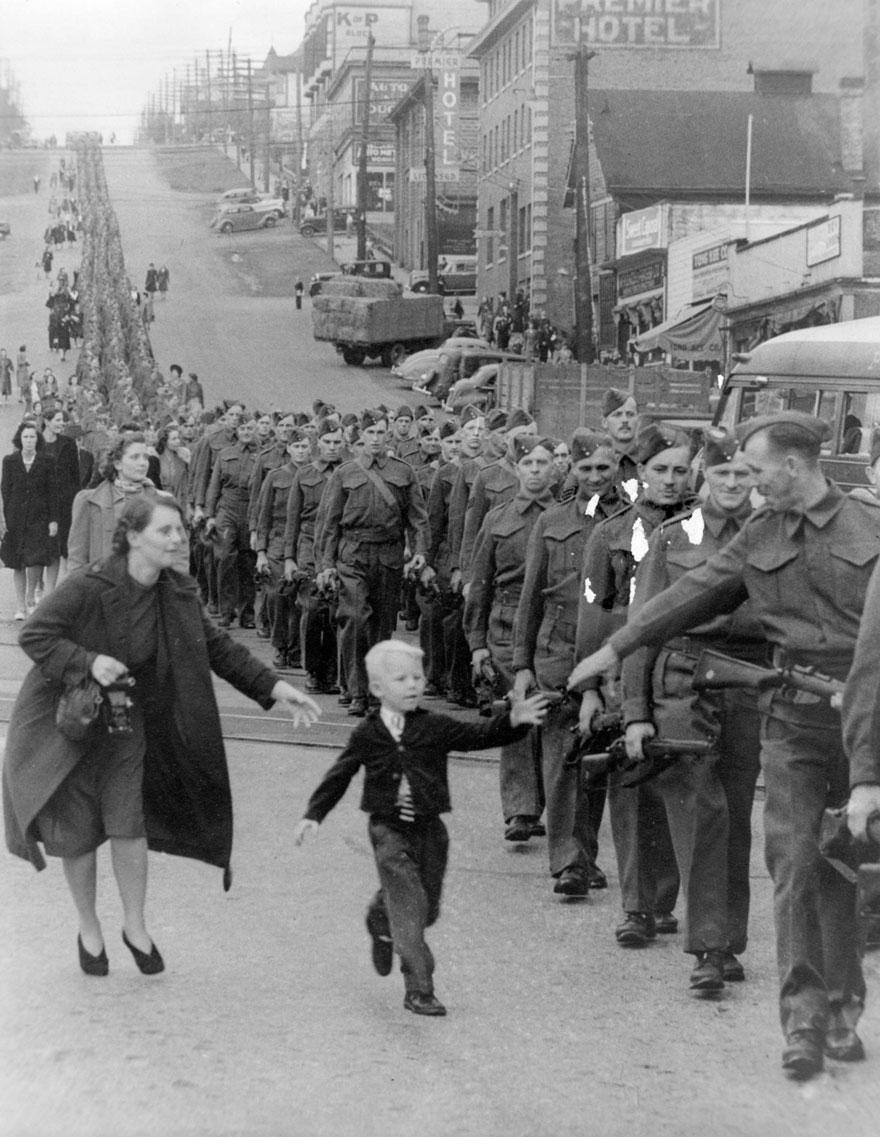 w Westminster, Canada, October 1, 1940