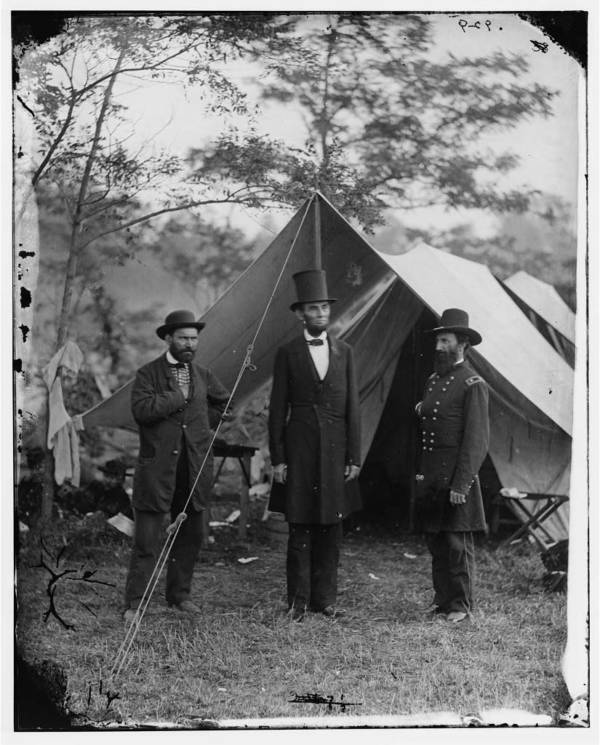 1862-lincoln-a-csatamezon