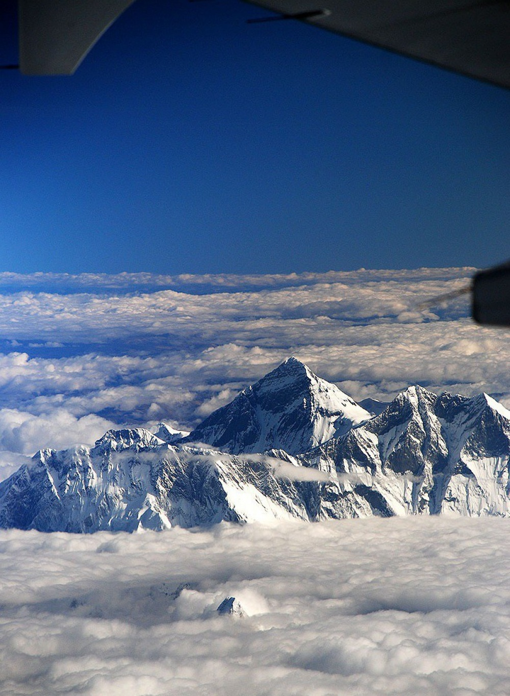 a-view-of-mount-everest-from-a-plane